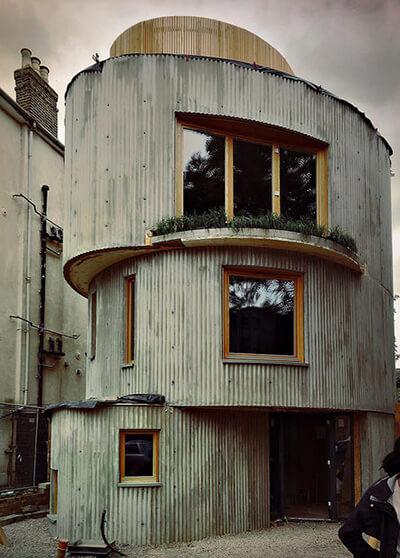 Scanner house