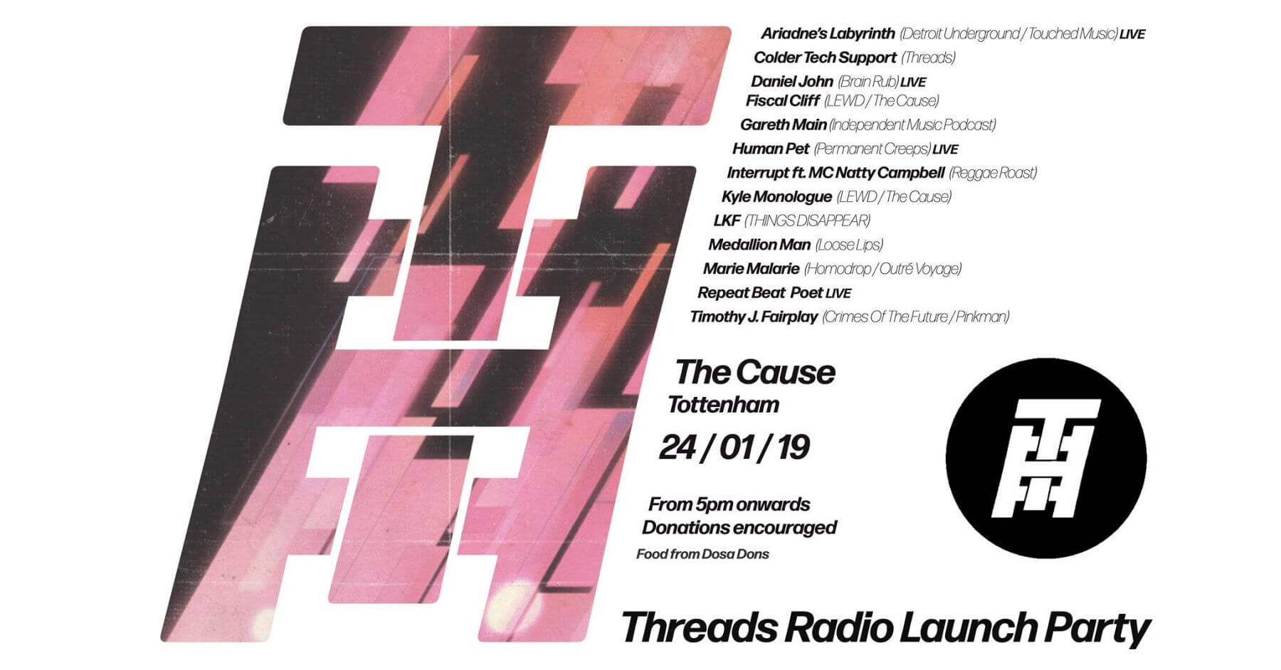 Listen: Exclusive upfront show from the Threads Radio Station launch