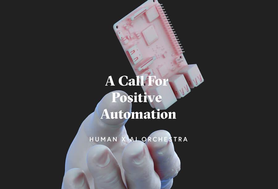 MAËL HÉNAFF, on how technology will make us the humans we