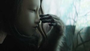 Untitled-Human-Mask-Film-color-sound-Pierre-Huyghe-2014