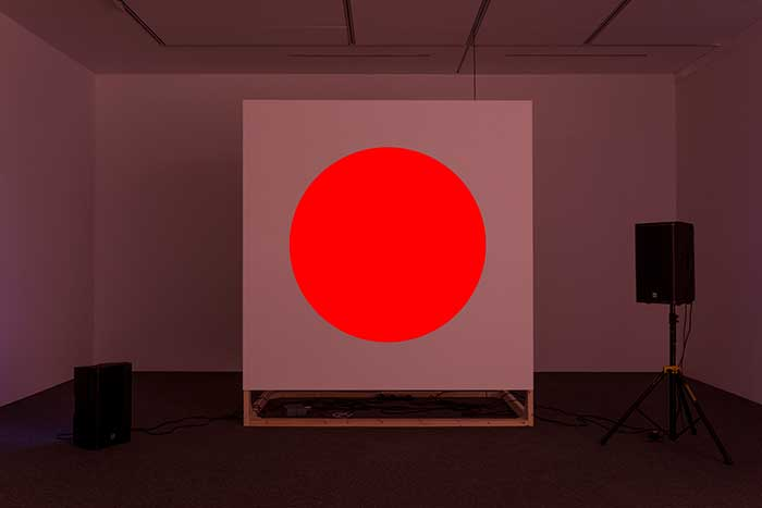 Haroon Mirza - Dreamachine 2.0 - Credit Thierry Bal