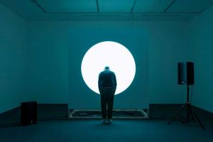 Haroon Mirza - Dreamachine 2.0 - Credit Thierry Bal