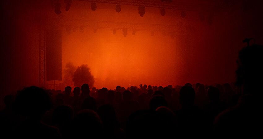 Sunn O))) at Łaźnia Nowa by Monika Stolarskalow
