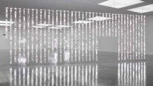 Installation-view-of-No-realm-of-thought-No-field-of-vision-at-White-Cube-Bermondsey-Cerith-Wyn-Evans-Photography-Ollie-Hammick-Courtesy-of-White-Cube