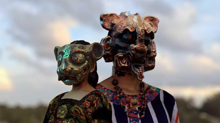 Dreams of the Jaguar's Daughter, Alfredo Salazar-Caro