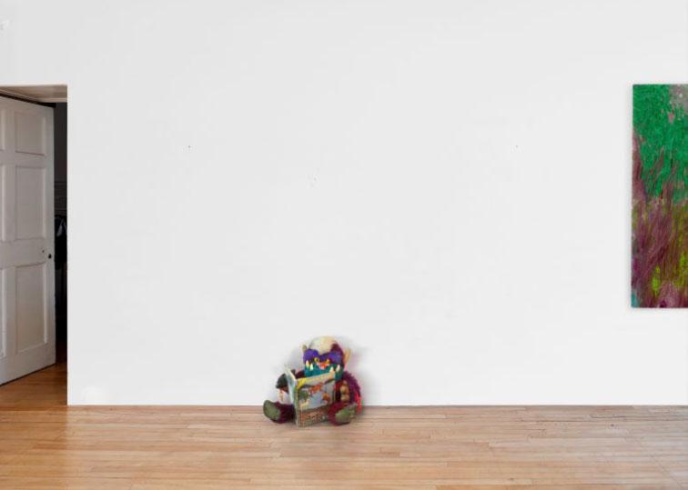 Know Thyself, Siebren Versteeg's In%20Memory exhibition, bitforms gallery (2020)