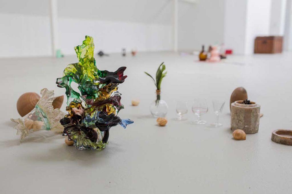 Installation view, International Glass Art Festival Vitrum 2020