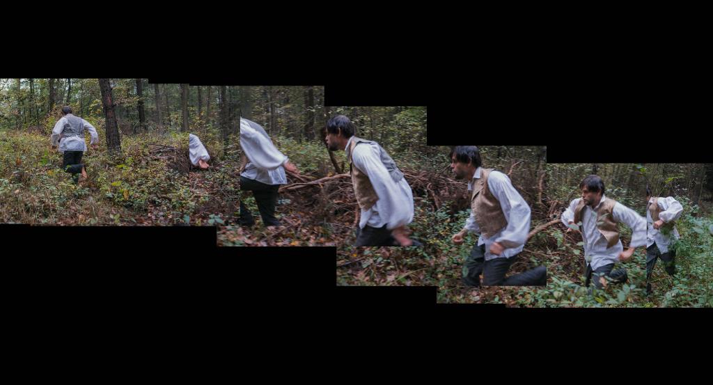 "Seil (English- Rope), video, 2016, 27'30"", film still, Katja Pratschke & Gusztáv Hámos"